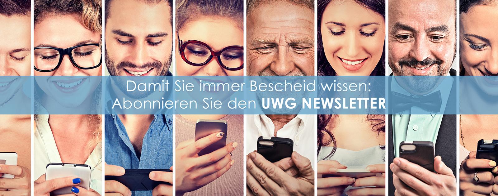 Newsletter der UWG Waldkraiburg