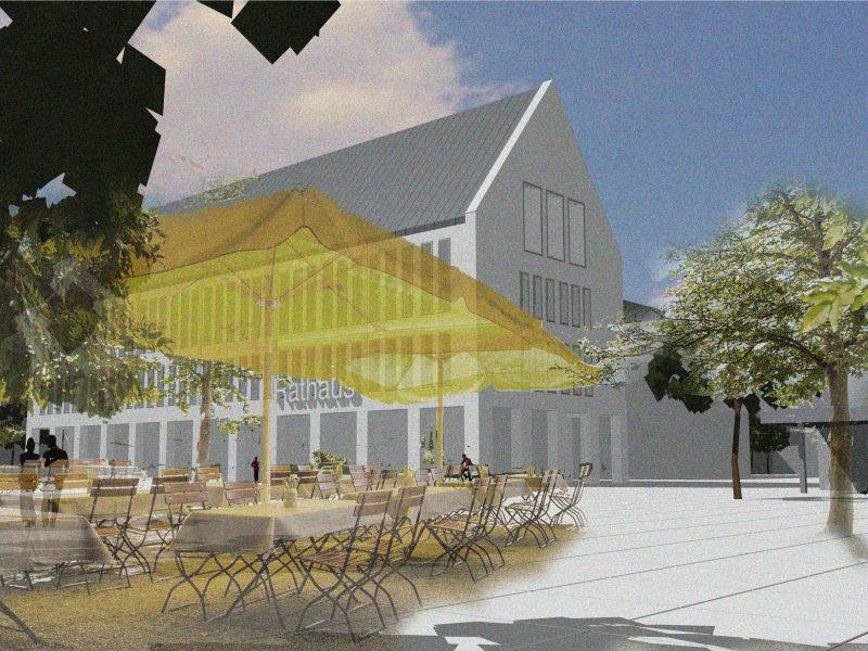 Rathaus Neubau ©db Stadtplanung